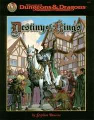 AD&D - Destiny of Kings (2nd Edition) 11377