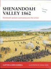 Shenandoah Valley 1862 (Osprey)