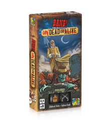 Bang!: The Dice Game - Undead or Alive Expansion