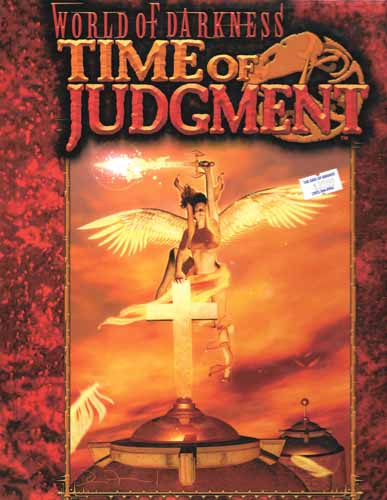 World of Darkness Time of Judgment WW5399 HC