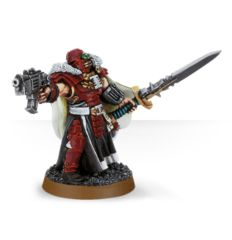 Inquisitor w/ Power Sword & Bolt Pistol