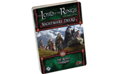 Lord of the Rings LCG Nightmare Deck - The Road Darkens