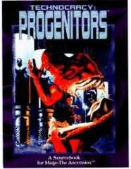 Mage: The Ascension - Technocracy: Progenitors 4201