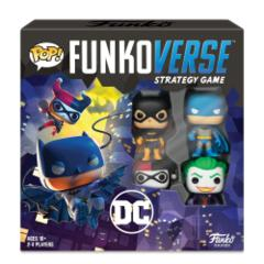 Funkoverse - DC Comics Base Set 100