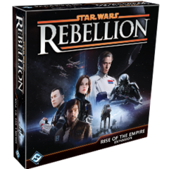 Star Wars Rebellion - Rise of the Empire Expansion
