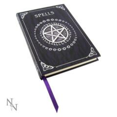 Spellbook Embossed Journal