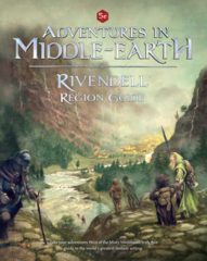 5E Adventures in Middle-Earth - Rivendell Region Guide