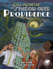Call of Cthulhu (7e) - The Shadow Over Providence