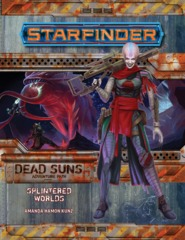 Starfinder Adventure Path 3 - Splintered Worlds 7203