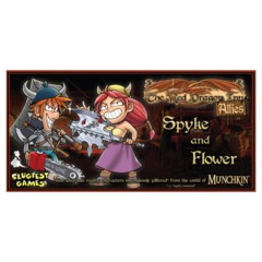 Red Dragon Inn: Allies - Spyke and Flower