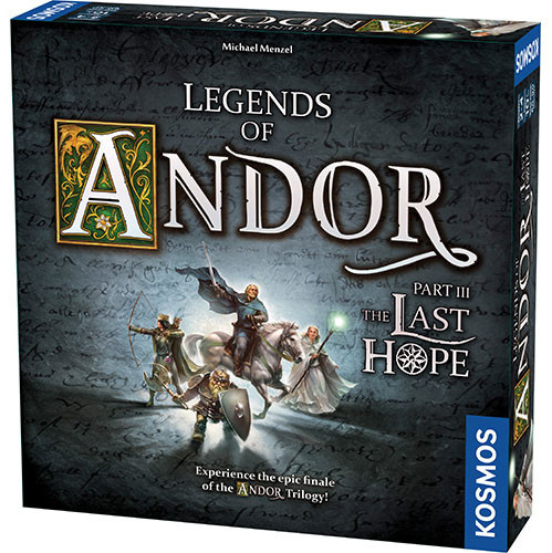 Legends of Andor: The Last Hope Expansion