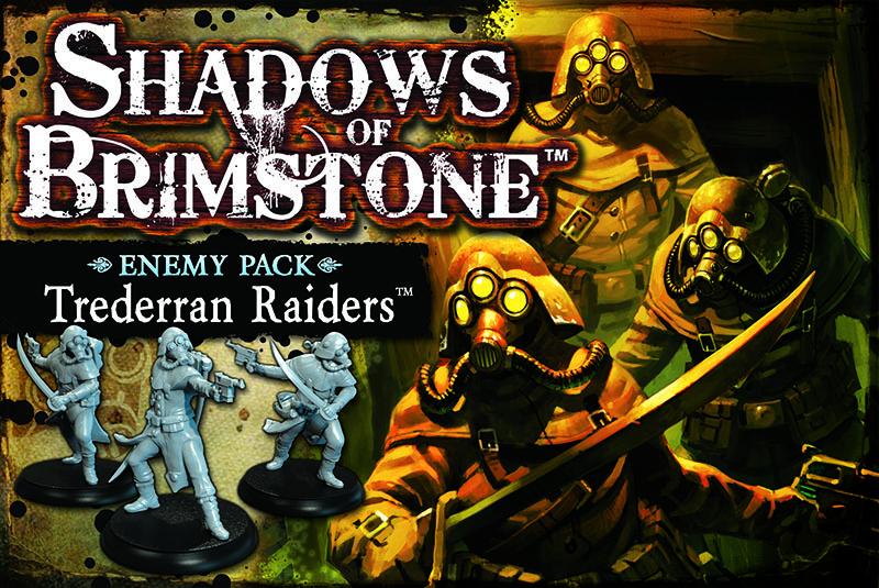 Shadows of Brimstone Trederran Raiders