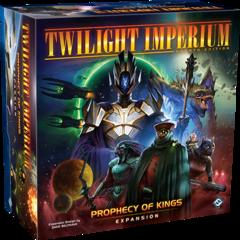 Twilight Imperium 4E - Prophecy of Kings TI10