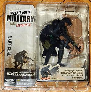 McFarlanes Military - Navy Seal