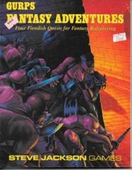GURPS Fantasy Adventures