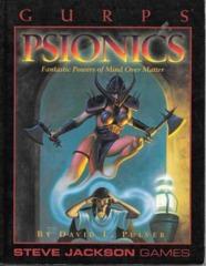 GURPS Psionics 6040