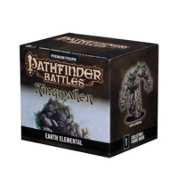 Pathfinder Battles - Kingmaker Earth Elemental