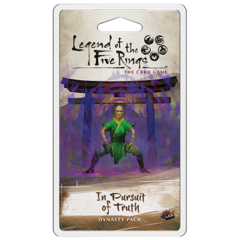 L5C31 - Legend Of The Five Rings - In Pursuit of Truth