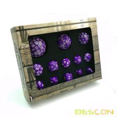 Bescon Complete Dice Set d3-d100