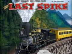 The Last Spike - Railway Building Game
