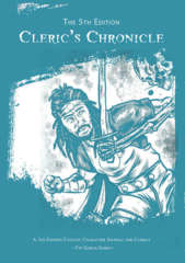 5th Edition Cleric's Chronicle