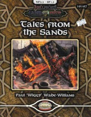 Hellfrost Land of Fire Tales from the Sands