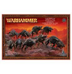 Warhammer Chaos Warriors: Chaos Warhounds
