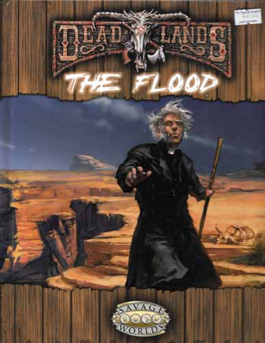 Deadlands The Flood HC