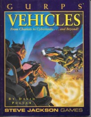 GURPS Vehicles: From Chariots to Cybertanks 6505