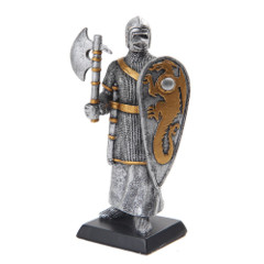 Medieval Knight /w Axe - 10236