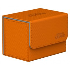 Ultimate Guard - Deck Case 80+ Sidewinder Xenoskin - Orange