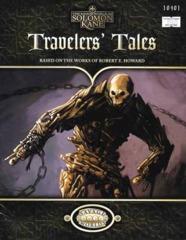 Solomon Kane Traveler's Tales