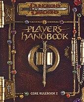 D&D 3E - Players Handbook HC 11550