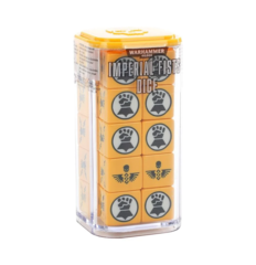 Imperial Fists Dice