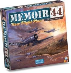 DO7327 - Memoir '44 - New Flight Plan Expansion