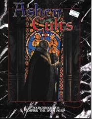 Vampire: Dark Ages 2835 Ashen Cults Sourcebook