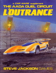 Car Wars Auto Duel Circuit - L'Outrance 7138