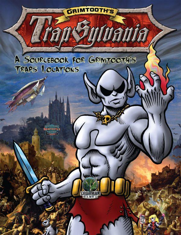 Grimtooths - TrapSylvania