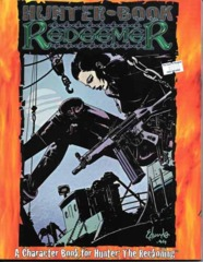 Hunter-book: Redeemer 8110