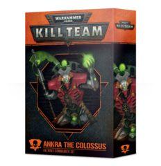 Kill Team: Ankra the Colossus Necron Commander Set