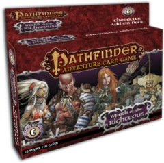 Pathfinder Adventure Card Game - Wrath of Righteous Character Add-On