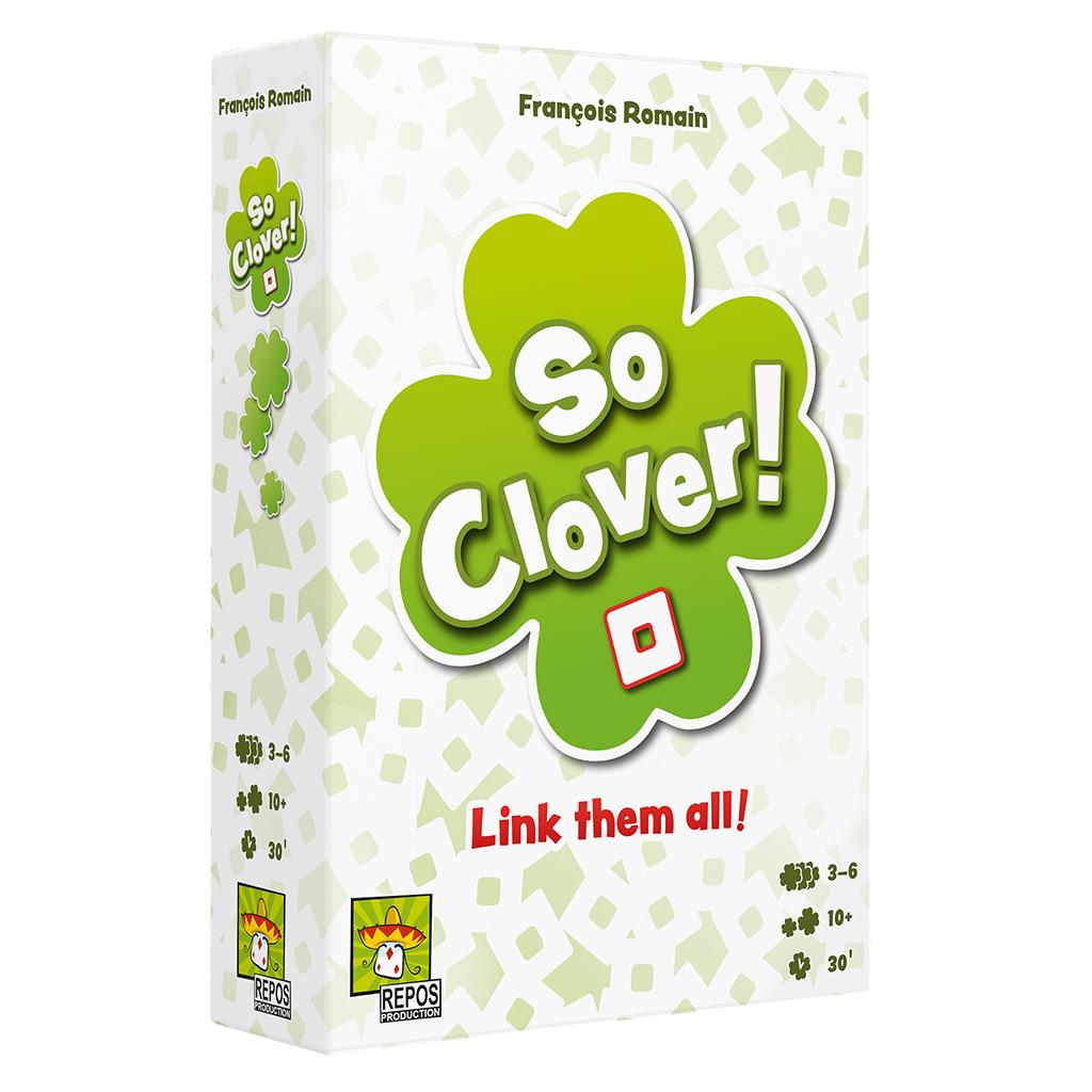 SOCL01 - So Clover!