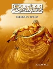 Castles & Crusades: Elemental Spells
