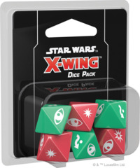 FFG SWZ05 - Star Wars X-Wing (2e) - Dice Pack