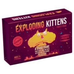 Exploding Kittens - Party Pack