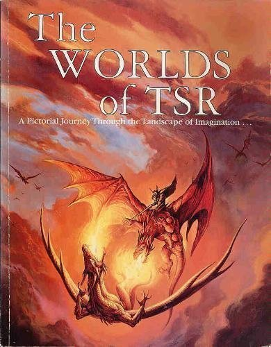 The Worlds of TSR 8441 HC