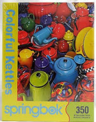 350pc Colorful Kettles