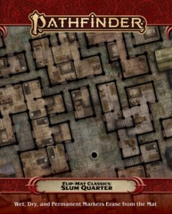 Pathfinder Flip-Mat Classics - Slum Quarter 31032