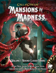 Call of Cthulhu - Mansions of Madness Vol. 1: Behind Closed Doors