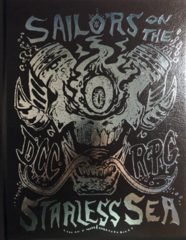 Dungeon Crawl Classics #67: Sailors on the Starless Sea - Foil Collector's Edition